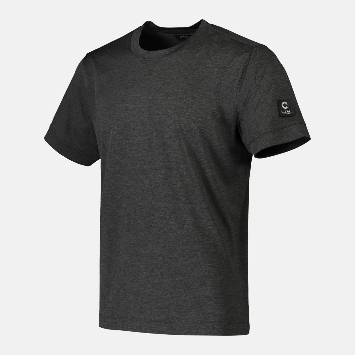 T-shirt av återvunnen polyester